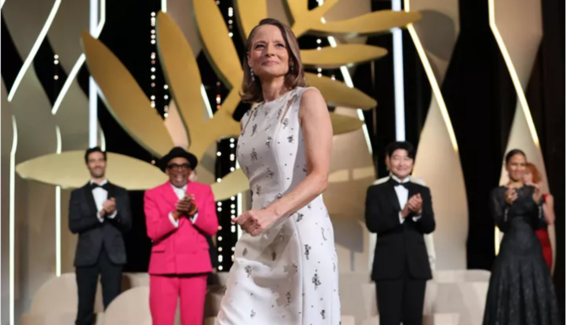 جودي فوستر سعفة ذهبية شرفية في حفل افتتاح الدورة 74